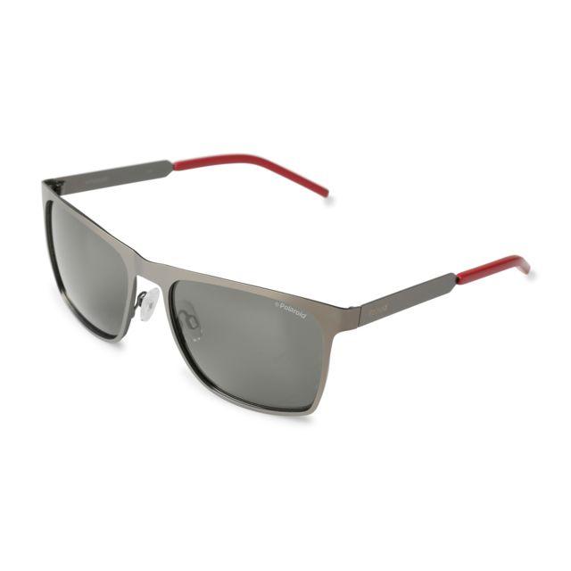 d5553067b7056 Buzzao - Lunettes de soleil silver Polaroid homme Gris - pas cher Achat    Vente Lunettes Tendance - RueDuCommerce