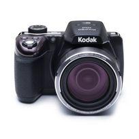 """Kodak - Az525 Appareil photo numérique - Zoom optique 52x - Ecran 3"""" Lcd articulé - 16 Mp Cmos - Noir"""
