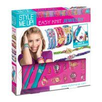 BUKI - Loisirs Créatifs - Easy Knit Bracelets - 868
