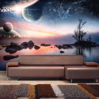 Bimago - Makossa-a1-LFTNT1553 - Papier peint - Cosmic landscape 250x193