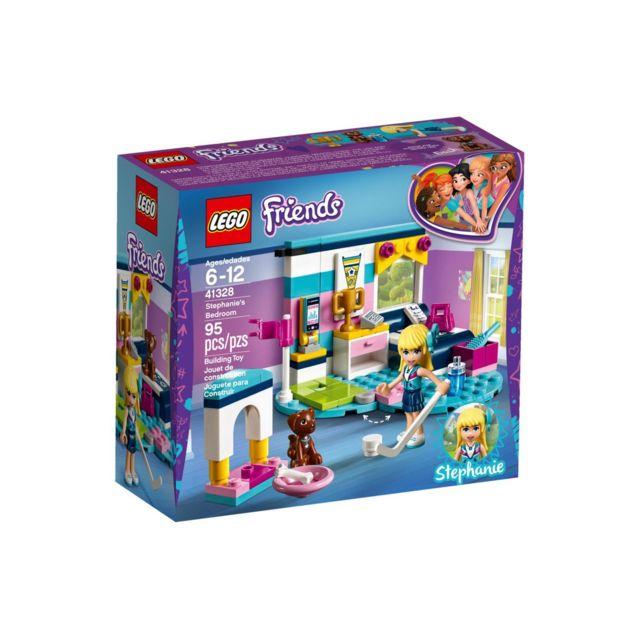 Lego - Friends - La chambre de Stéphanie - 41328