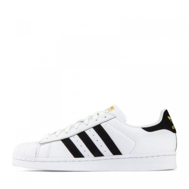 low priced 2e875 c10cf Adidas - Basket Originals Superstar - Ref. B28014 - pas cher Achat  Vente  Baskets femme - RueDuCommerce