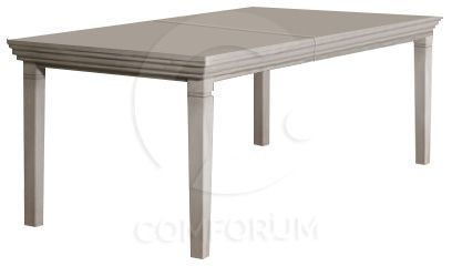 Comforium table extensible classique 200 250 300 cm en for Table extensible 300 cm