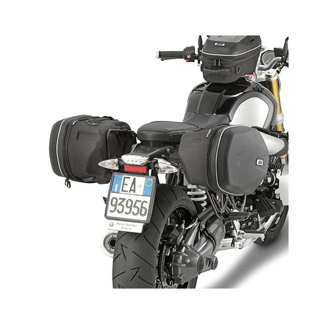 givi supports sacoches lat rales easylock te5118 bmw f800r f800gt pas cher achat vente. Black Bedroom Furniture Sets. Home Design Ideas
