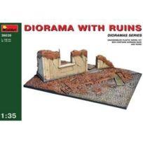 Miniart - 1:35 - Diorama With Ruins - Min36039