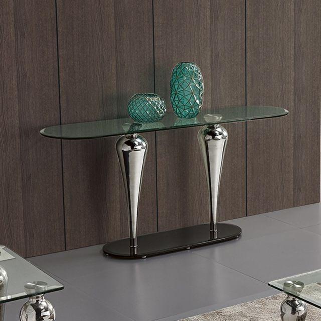 verre verre Console Nina design en design en Console BCoerdx