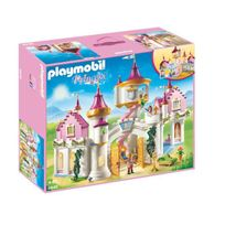 PLAYMOBIL - Grand château de princesse - 6848