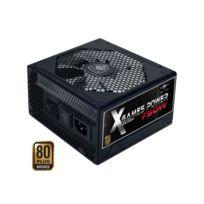ADVANCE - Alimentation X Games Power 750W - 80+ Bronze