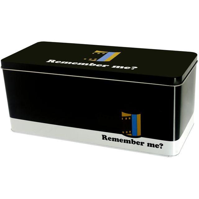 promobo boite de rangement pharmacie courrier fournitures de bureau scolaire r tro pellicules. Black Bedroom Furniture Sets. Home Design Ideas