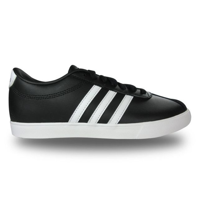 sale retailer 70aa1 76a26 Adidas - Chaussure femme courtset neo - pas cher Achat   Vente Baskets femme  - RueDuCommerce