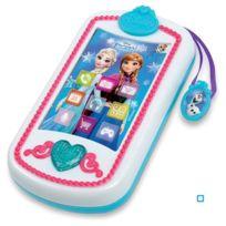 Smoby Toys - La Reine Des Neiges Smartphone