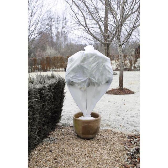 PAILLAGE - VOILE - PROTECTION CULTURE Gaine d'hivernage 30 g/m² - Ø 64 cm x 10 m