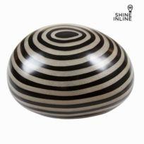 Marque Generique - Lampe de sol zèbre noire et beige à poser - Lampes et Suspensions décoration originale maison