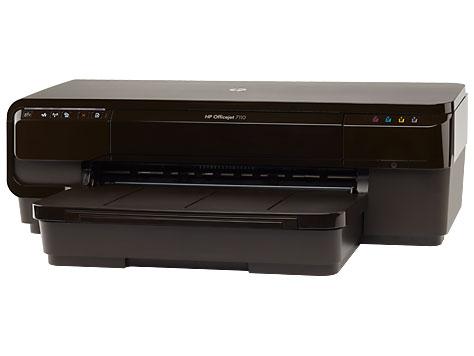 hp imprimante a3 grand format officejet 7110 pas cher. Black Bedroom Furniture Sets. Home Design Ideas