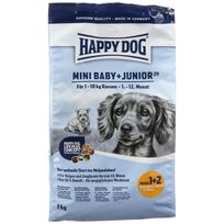 Happy Dog - Croquettes pour chiot Supreme Mini Baby Junior 29 Sac 4 kg