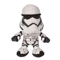 Nicotoys - Star Wars - Peluche Star Wars stormtrooper-épisode VII-25 cm