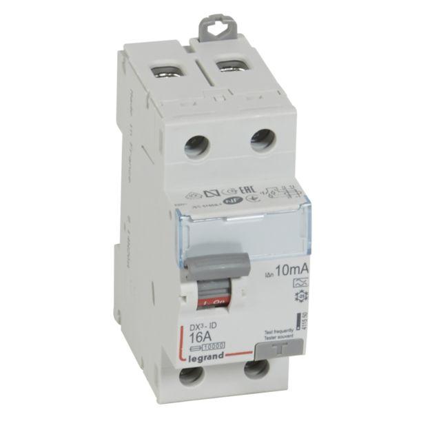 ABB ABB444161 Interrupteur diff/érentiel FH202S 63 A de Type A