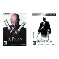 Mindscape - Pack 2 Jeux Hitman Et Hitman 2 - Pc