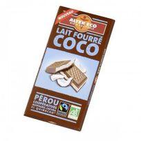 Alter Eco - Chocolat Lait Fourre Coco Bio Bio 85g