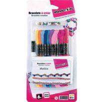 Adnauto - Bracelets multicolores et perles a creer