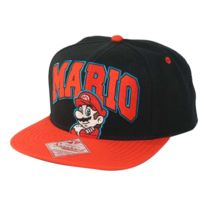 Bioworld Merchandising - Nintendo casquette hip hop Mario