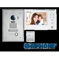 """AIPHONE - Kit vidéo encastré avec moniteur 7"""" tactile"""