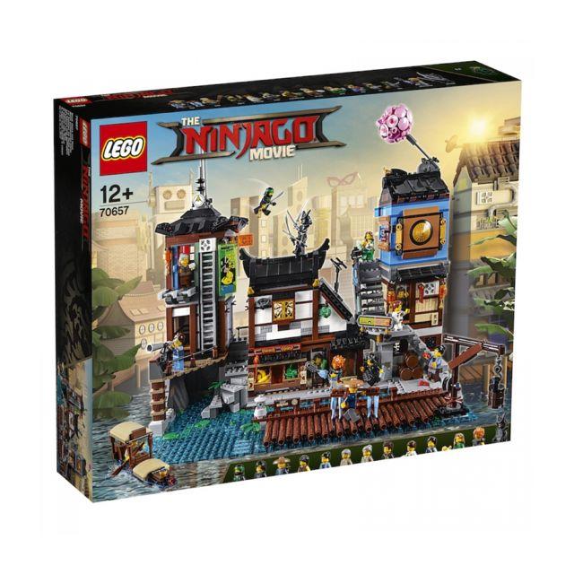 Lego NINJAGO® - Les quais de la ville NINJAGO® - 70657