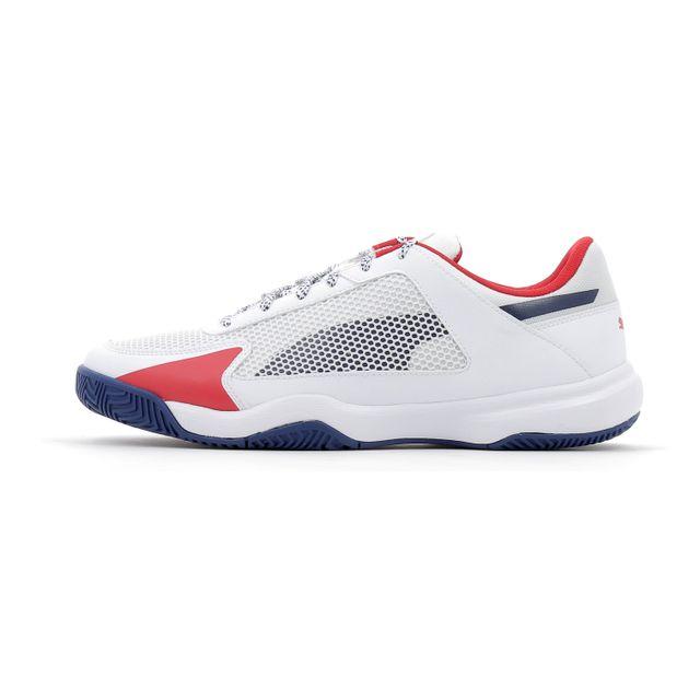 abf53e21794 Puma - Chaussures indoor EvoSpeed Indoor Nf 5 Blanc - 44 - pas cher Achat   Vente  Chaussures hand - RueDuCommerce