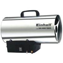 Einhell - Générateur d'air chaud Hgg 200 Niro Vario