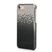 Bling My Thing - Coque iPhone 7 Vogue Brillant Onyx cristaux Swarovski