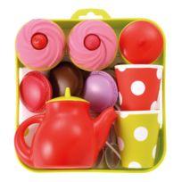 Ecoiffier - Dînette : Plateau Cup Cakes