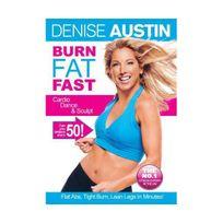 Lionsgate Films - Denise Austin - Fat-Burning Dance Mix Import anglais