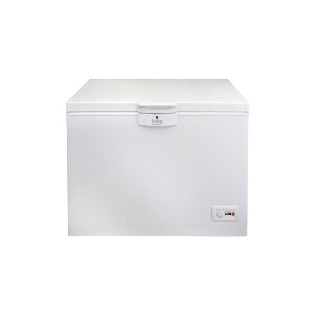 Beko Hsa32530n - Congelateur Coffre - 298 L - Minfrost - A+ - Blanc