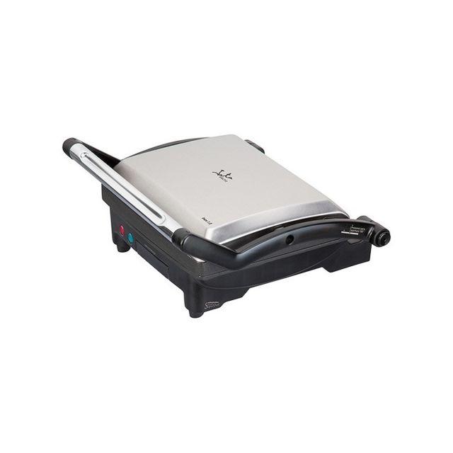 Jata Plaque chauffantes grill Rl87B 1800W Acier inoxydable