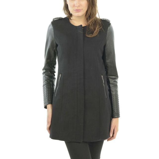 best website 16647 bd943 veste-femme-arturo-mairin-noir.jpg