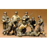 TAMIYA - Infanterie U.S. Front Européen 1/35