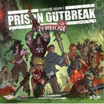 Guillotine Games - Jeux de société - Zombicide - Prison Outbreak