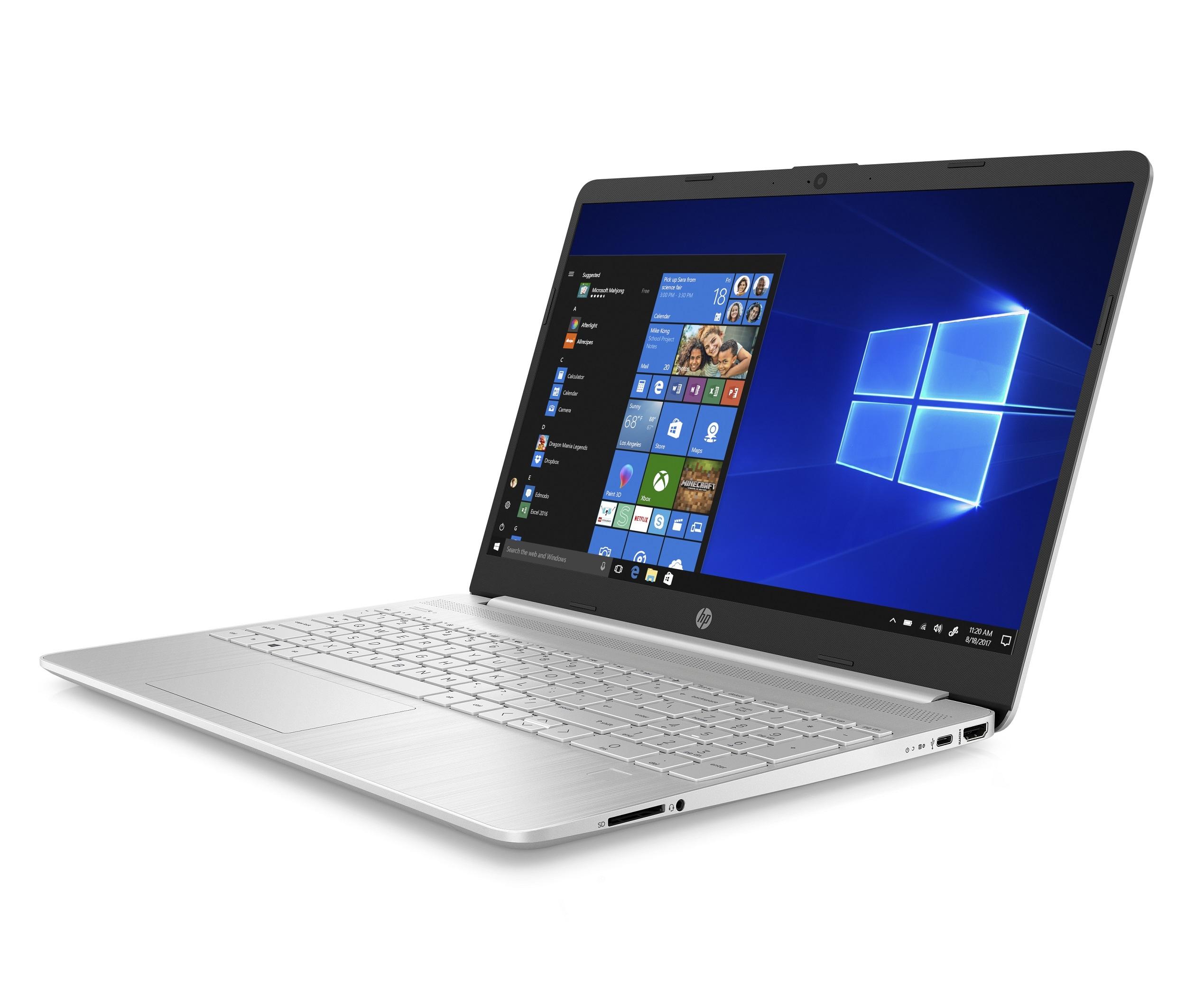Laptop 15s-fq1056nf - Argent
