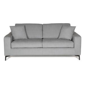 la maison du convertible canap convertible lisbona achat vente canap s tissu pas chers. Black Bedroom Furniture Sets. Home Design Ideas