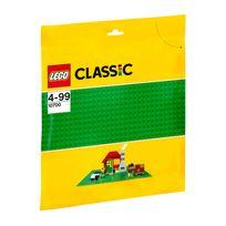 Lego - CLASSIC - La plaque de base verte - 10700