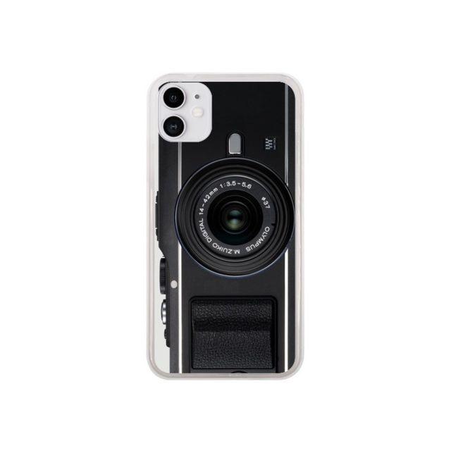 coque iphone 11 old camera appareil photo vintage maximilian san