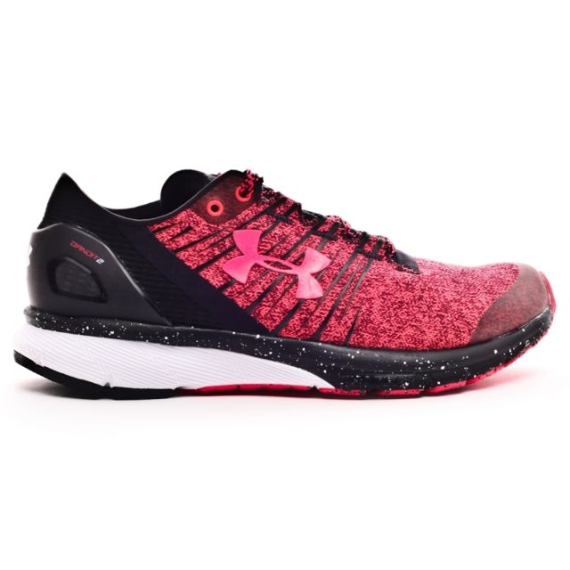 Under Armour Basket Ua W Charged Bandit 2 Rose pas cher