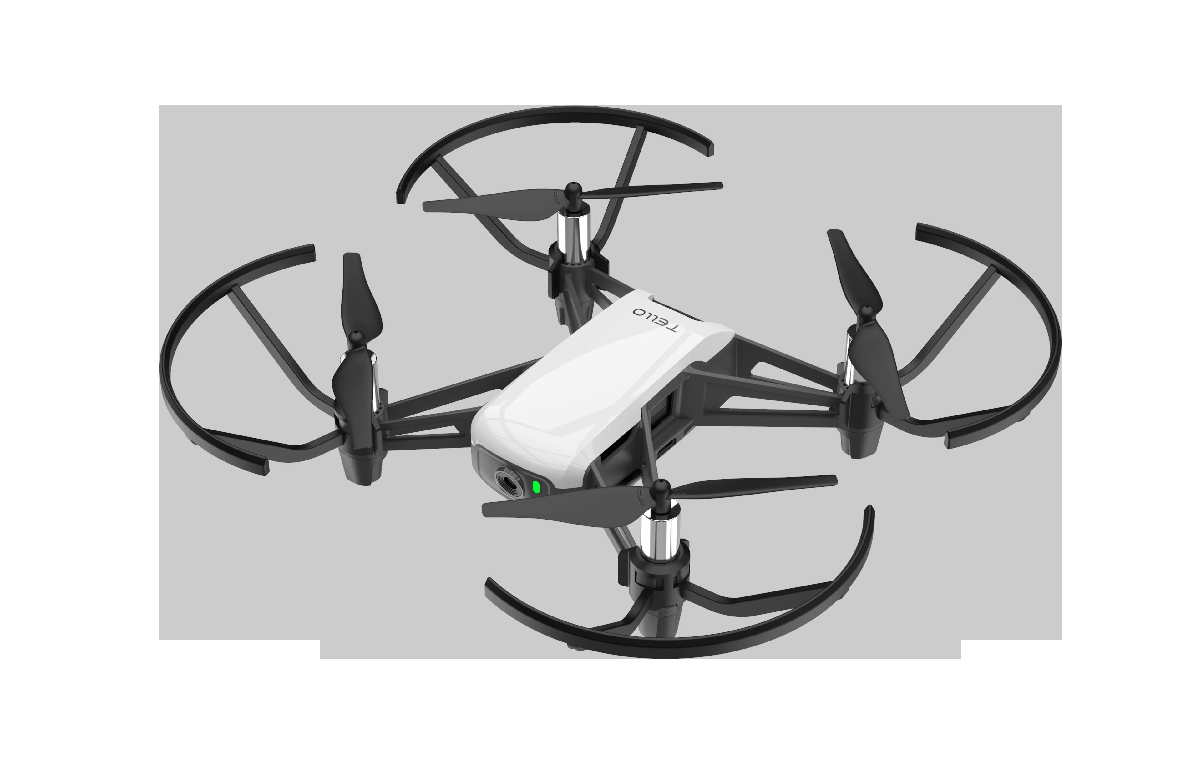 Drone loisir Ryze Tello DJI Blanc