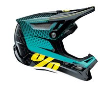 100% - Aircraft Dh - Casque intégral - incl. Mips turquoise