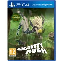 SONY - Jeu Gravity Rush Remastered pour PS4