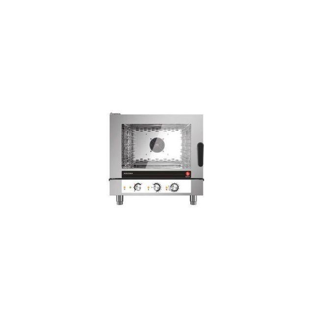 Baron Four mixte électrique à injection de vapeur - 5 à 10 niveaux Gn 1/1 5 Gn 1/1