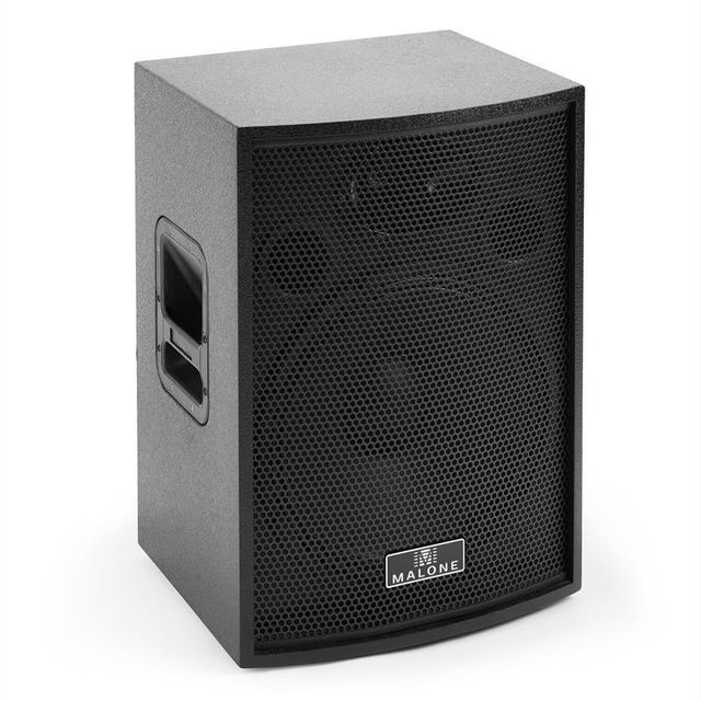 MALONE BB6-15A-B Blackbox Enceinte satellite sono active 38 cm 15