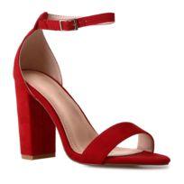 cd689343f10 Chaussure à talon rouge - Achat Chaussure à talon rouge pas cher ...
