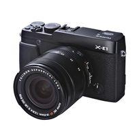Fuji - Kit E1 Pro1 + Objectif Xf18-55mm F2.8 Noir - Cmos 16MP - Ecran 2,8'' - Vidéo Full Hd