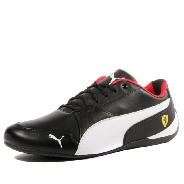 Cat Chaussures 7 Noir Drift Ferrari 40 5 Homme lKJT3F1c